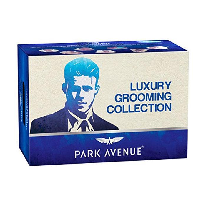 Buy Park Avenue Mens Grooming Kit-Purplle