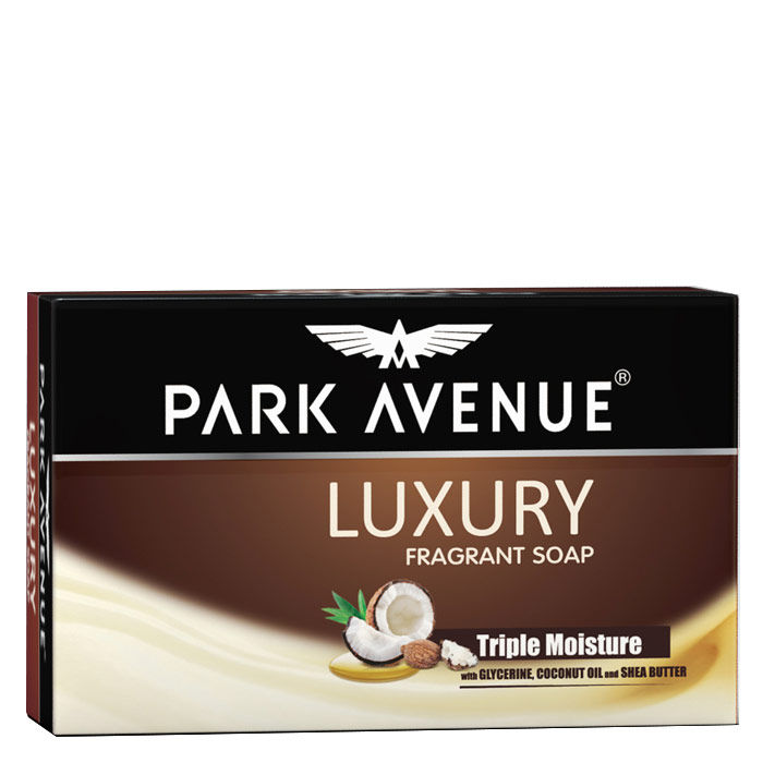 Buy Park Avenue Soap Luxury 125 G-Purplle
