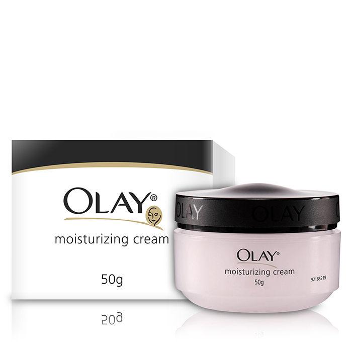 Buy Olay Moisturizing Skin Cream (50 g)-Purplle