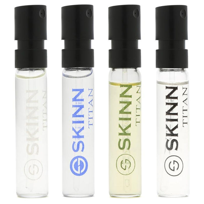 skinn titan fragrances vial mens raw 2 ml