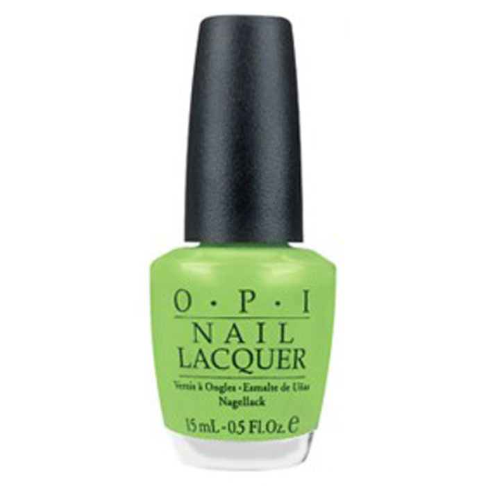 Buy O.P.I. Nail Lacquer Gargantuan Green Grape (15 ml)-Purplle