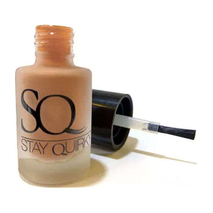Buy Stay Quirky Nail Polish, Matte Effect, Nude - How im-matt-ure 1036 (6 ml)-Purplle
