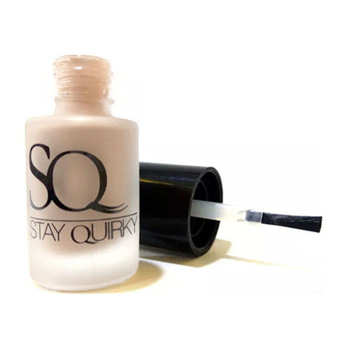 Buy Stay Quirky Nail Polish, Matte, Nude - Over Dra-matt-ic 1037 (6 ml)-Purplle