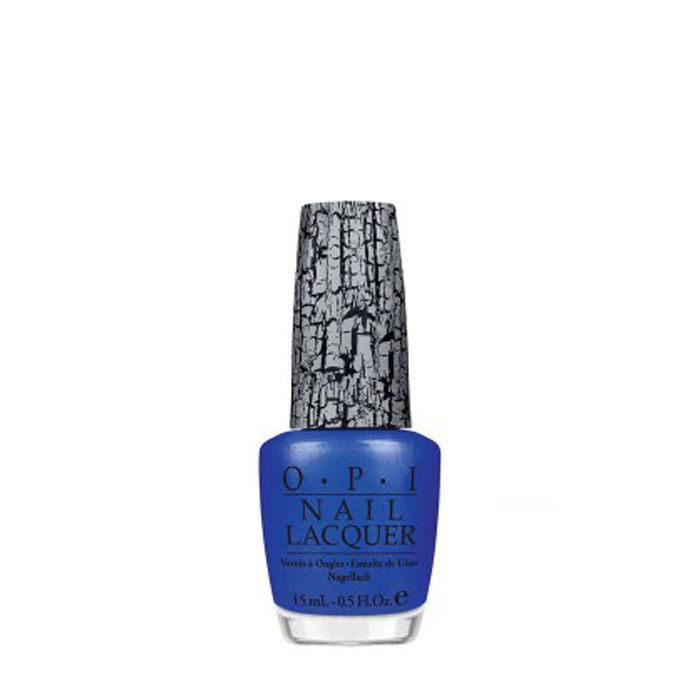 Buy O.P.I. Nail Lacquer Shatter Blue (15 ml)-Purplle