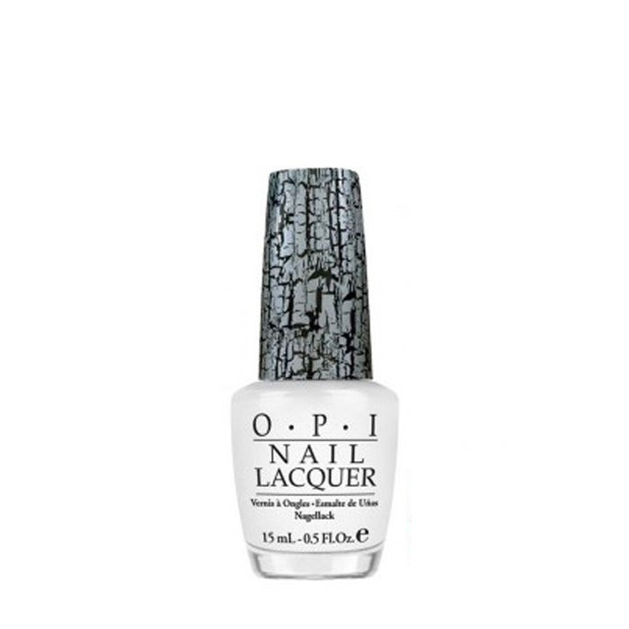 Buy O.P.I. Nail Lacquer Shatter White (15 ml)-Purplle