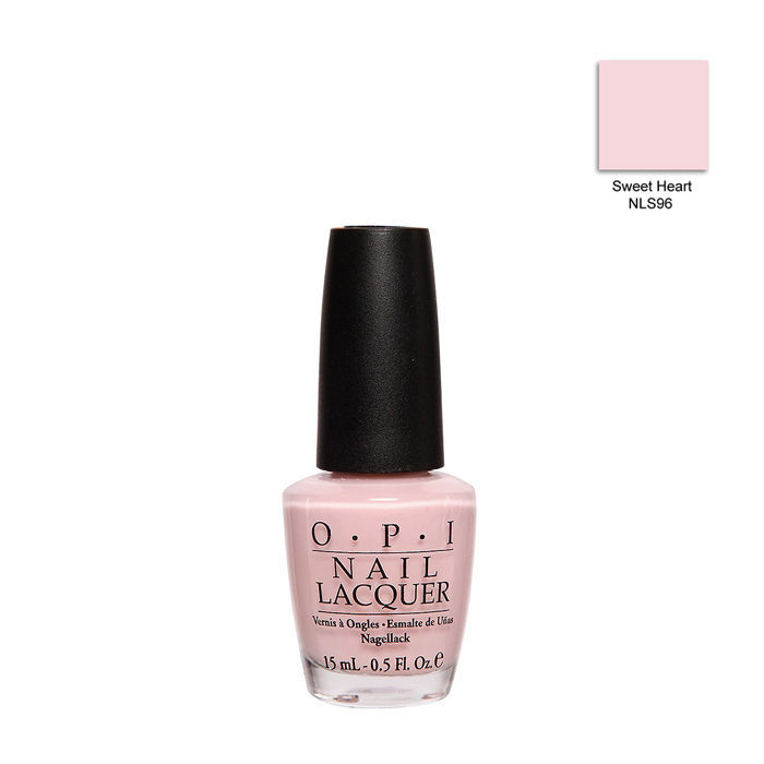 Buy O.P.I. Nail Lacquer Sweet Heart (15 ml)-Purplle
