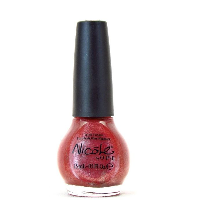 Buy O.P.I. NAIL LACQUER - Nicole 54-Purplle