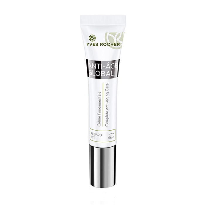 Buy Yves Rocher Anti Age Global Complete Anti Aging Care Eye (15 ml)-Purplle