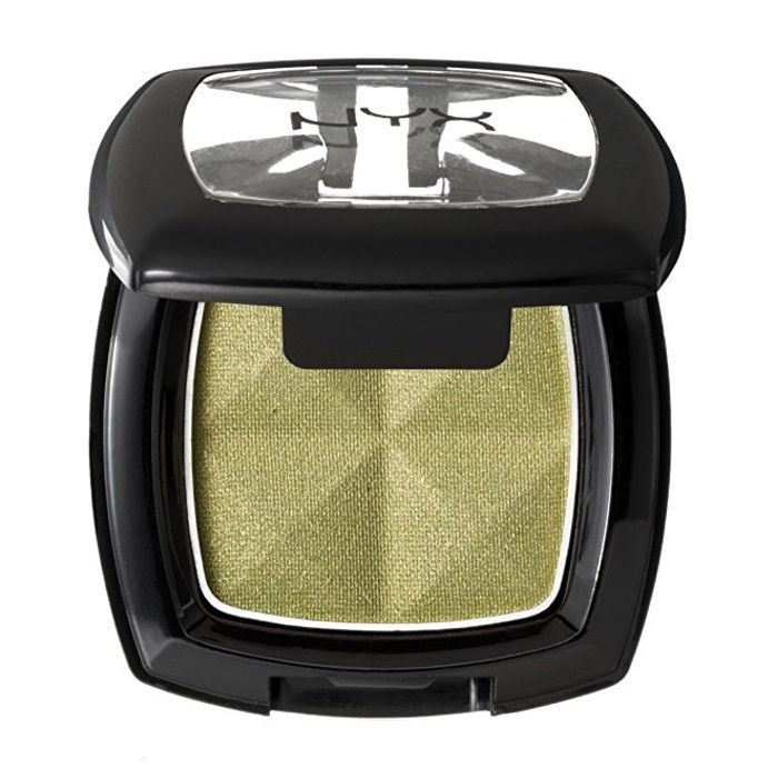 Buy NYX Single Eye Shadow Es 31 Lime Green-Purplle