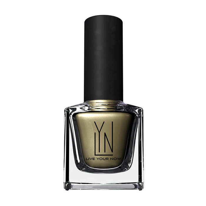 Buy LYN Nail Paint Golden Gatewaygold (12 ml)-Purplle