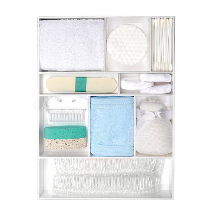 Panache 60 Pcs Everyday Essentials Organizer Tray For