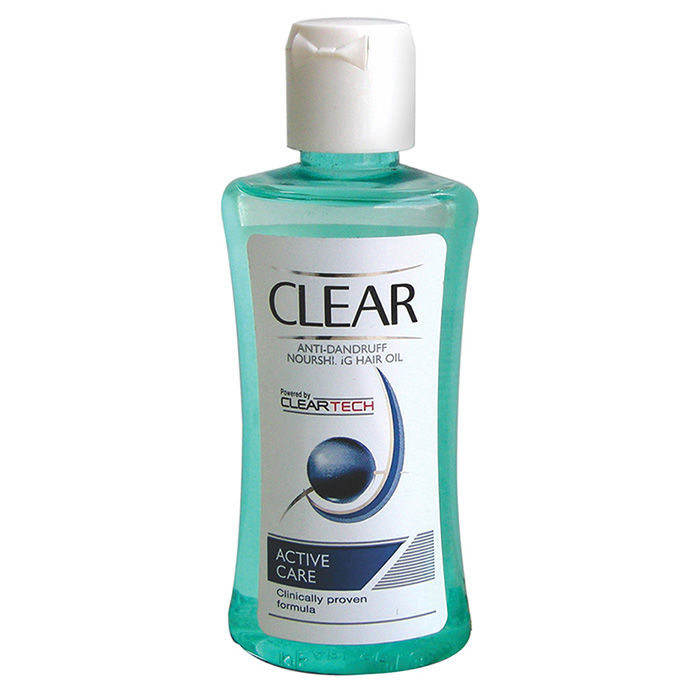 Buy Clear Anti Dandruff Nourishing Hair Oil 150 Ml