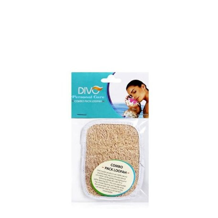 Buy Divo Combo Pack Loofah-Purplle