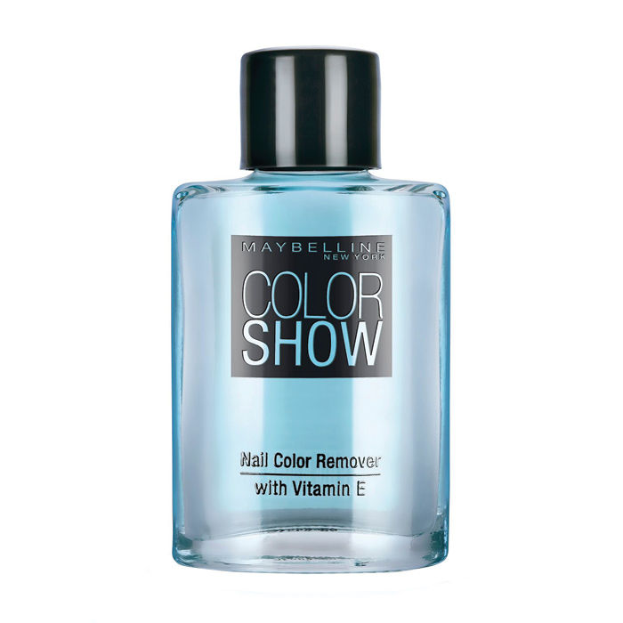 Maybelline New York Nail Paint Remover (27 Ml