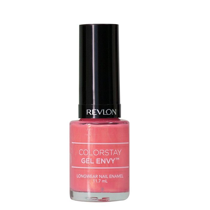 Buy Revlon Colorstay Gel Envy Long Wear Nail Enamel Lady Luck (11.7 ...