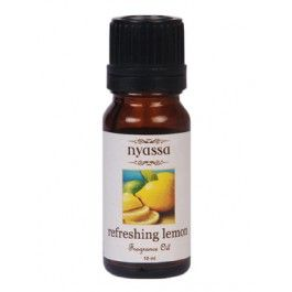 Buy Nyassa Refreshing lemon Fragrance Oil (10 ml)-Purplle