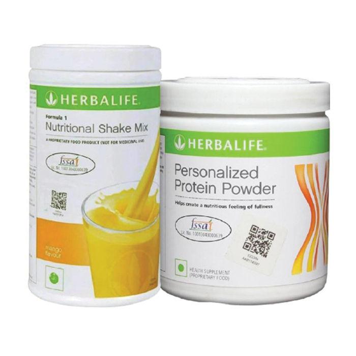 Herbalife Weight Loss Combo Mango Protein Powder