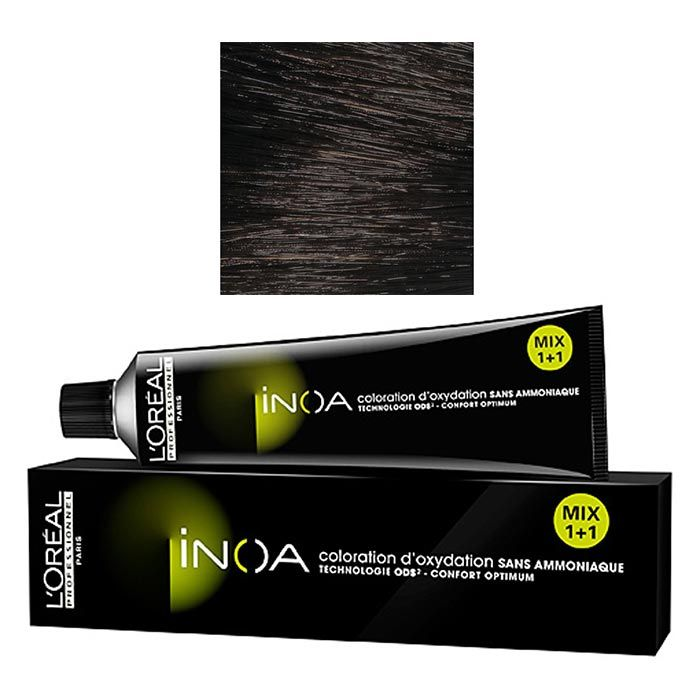 Loreal Inoa Color Chart Hairstyle Inspirations 2018