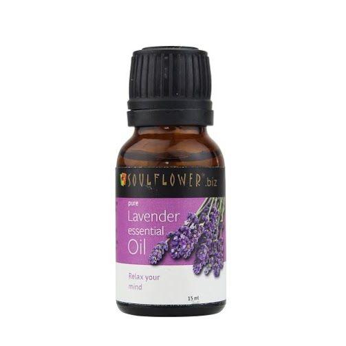 Buy Soulflower Essential Oil Lavender (15 ml)-Purplle