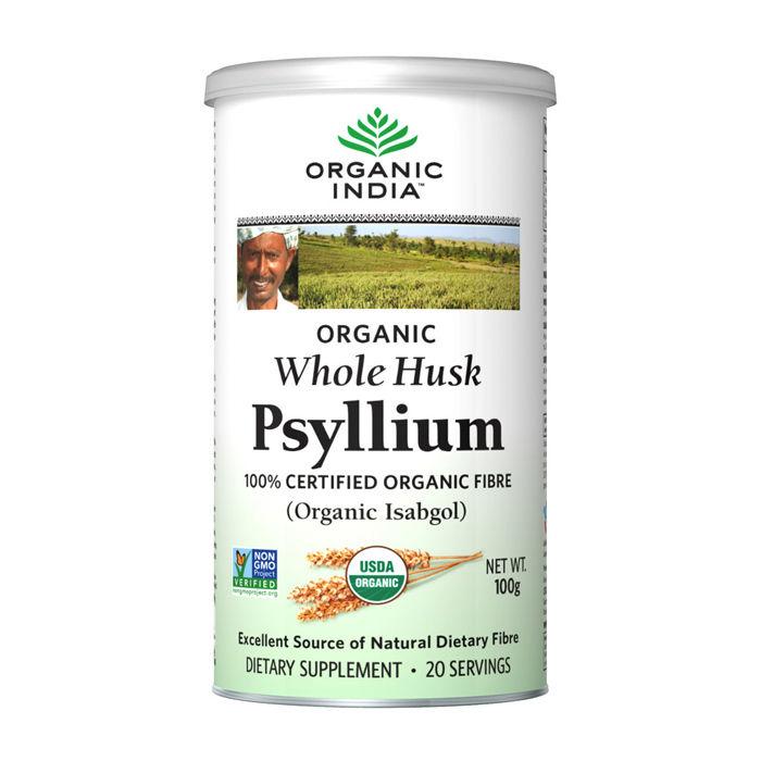Organic india psyllium husk