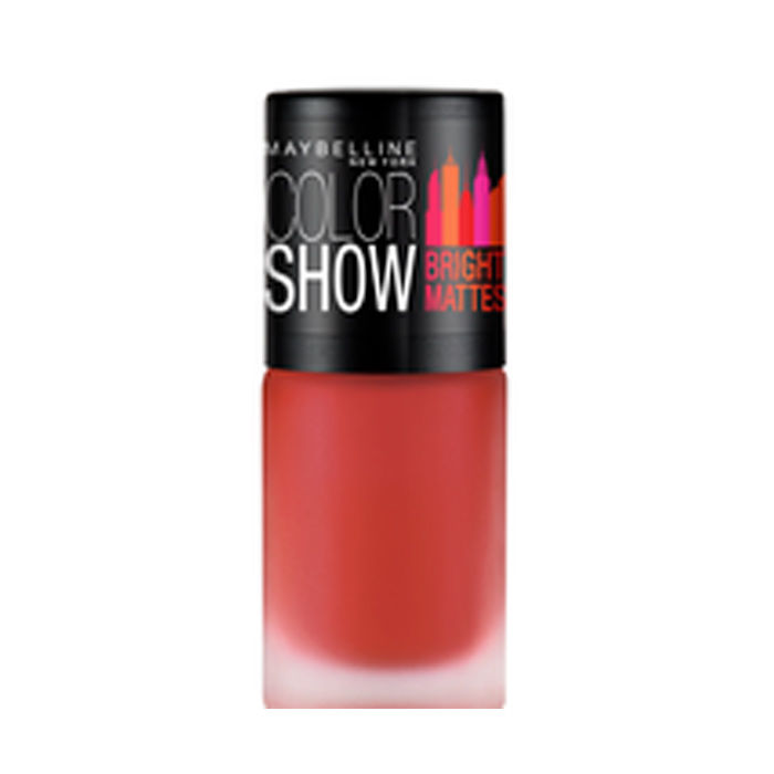 Maybelline New York Color Show Bright Matte Blazing Orange