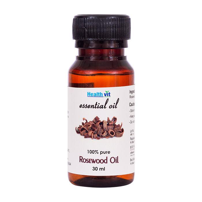 Healthvit rosewood essential oil ml