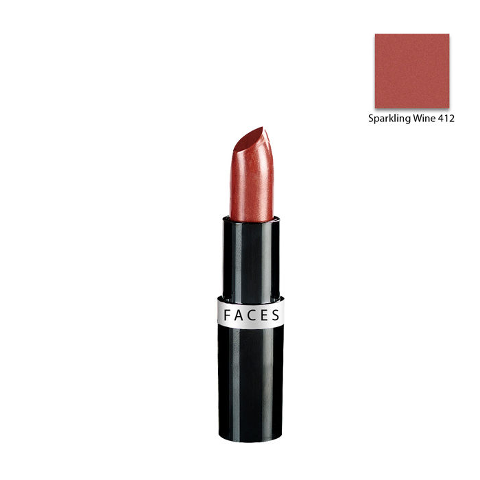 Buy Faces Canada Go Chic Lipstick Sparkling Wine 412-Purplle
