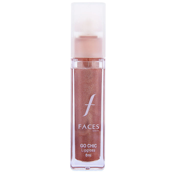 Buy Faces Canada Go Chic Lip Gloss Caramelised 3-Purplle