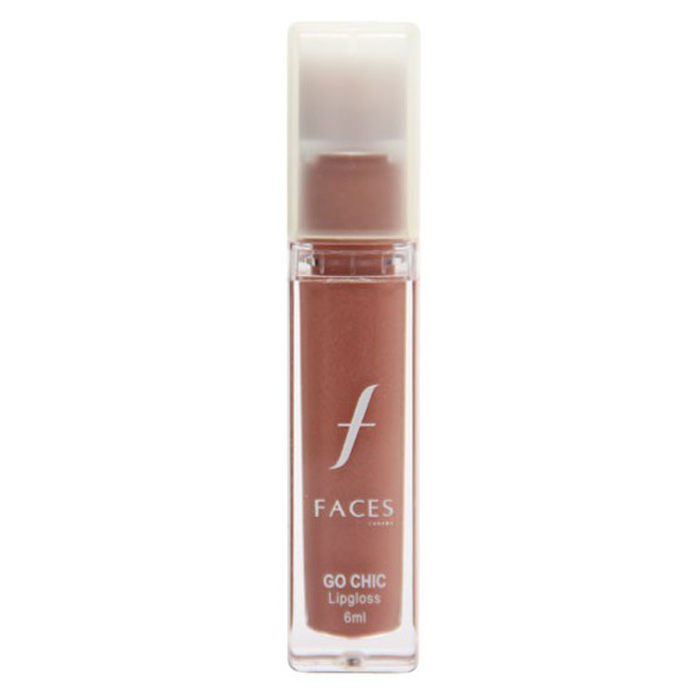 Buy Faces Canada Go Chic Lip Gloss Choco Luv 4-Purplle
