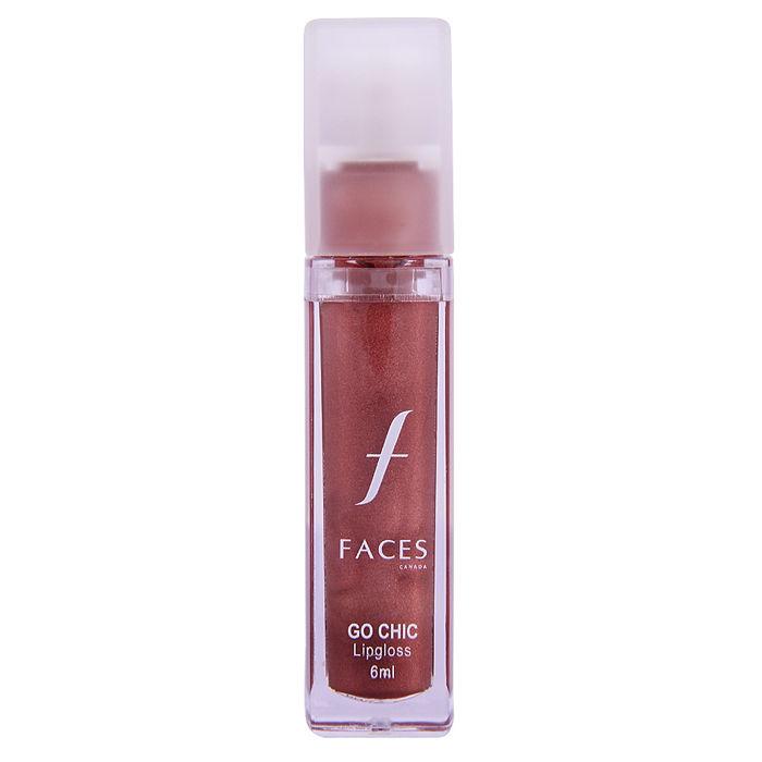 Buy Faces Canada Go Chic Lip Gloss Copper Bronze 05 (7.5 ml)-Purplle