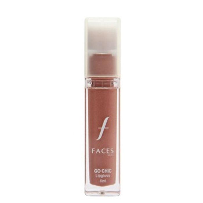 Buy Faces Canada Go Chic Lip Gloss Mochaccino 06 (7.5ml)-Purplle