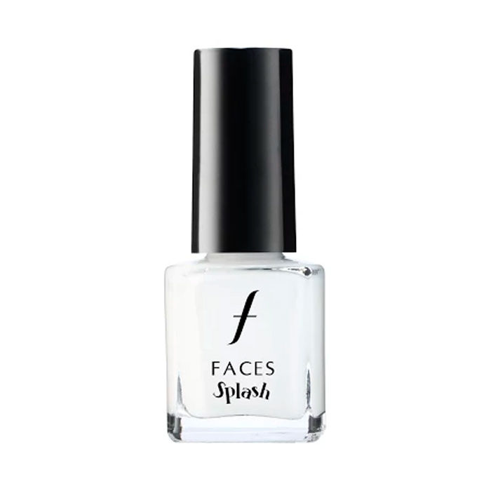 Buy Faces Canada Splash Nail Enamel - White O White 14 (8 ml)-Purplle