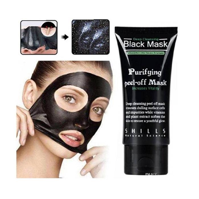 Le peeling le masque pour la personne le pouding de maïs pour la peau problématique