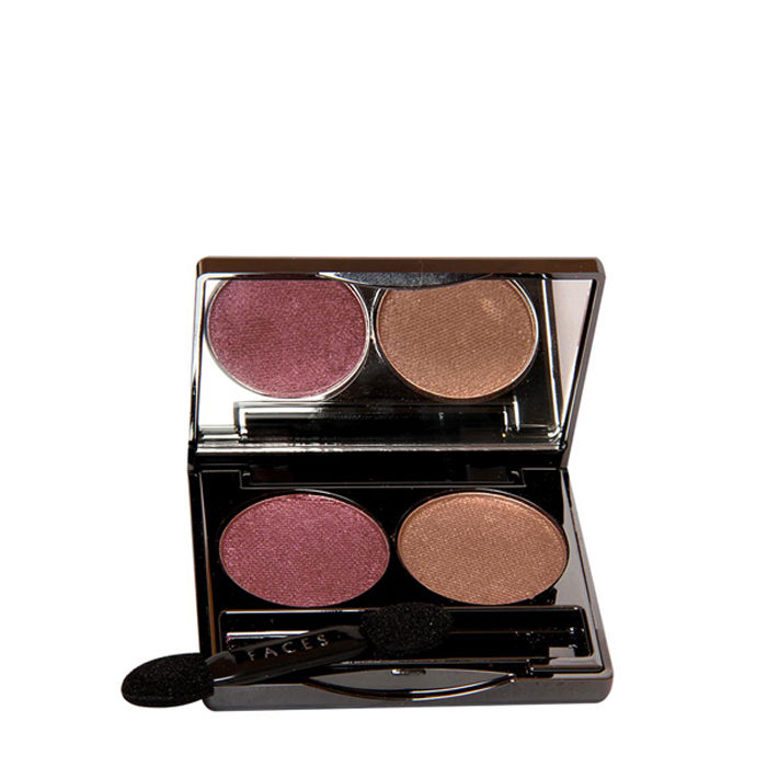 Buy Faces Canada Glam On Duo Eye Shadow Amethyst 16-Purplle