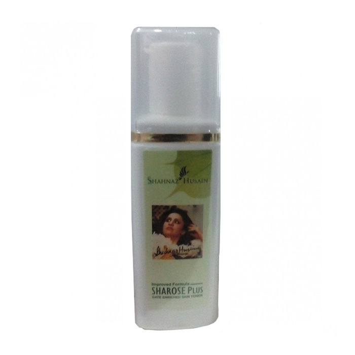 Buy Shahnaz Husain Sharose Date Enriched Skin Toner (200 ml)-Purplle