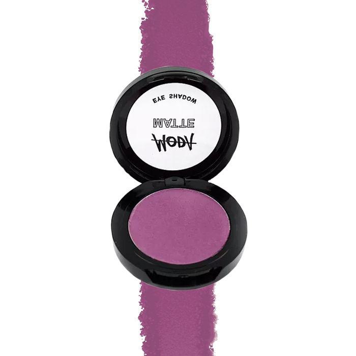 Buy Moda Cosmetics Matte Eyeshadow Purple 6-Purplle