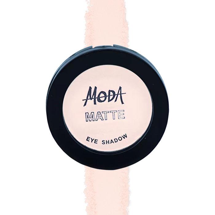 Buy Moda Cosmetics Matte Eyeshadow Fair 07-Purplle