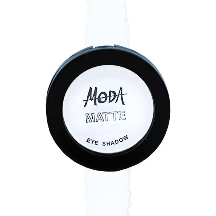 Buy Moda Cosmetics Matte Eyeshadow Angelic 08-Purplle