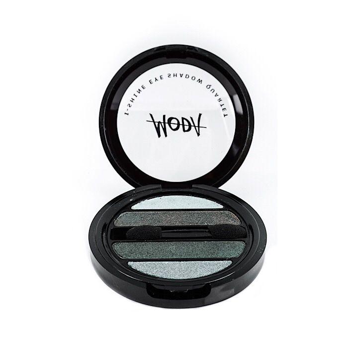 Buy Moda Cosmetics I Shine Eyeshadow Quartet Granite 10-Purplle