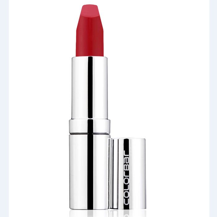 Buy Colorbar Matte Touch Lipstick Electric Red (4.2 g)-Purplle
