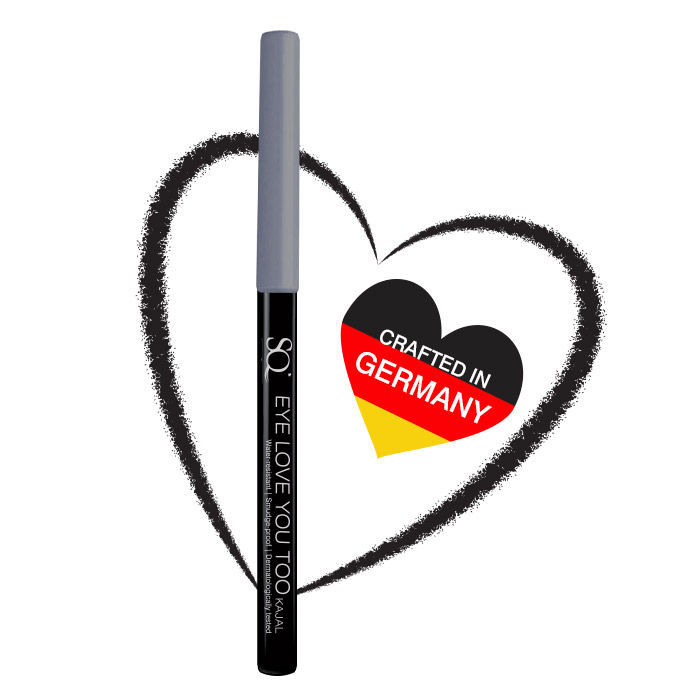 Stay Quirky Kajal, Super Black, Eye Love You Too (0 35 g)