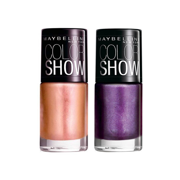 Maybelline New York Color Show Nail Color Cinderella Pink 001 (6 ml ...