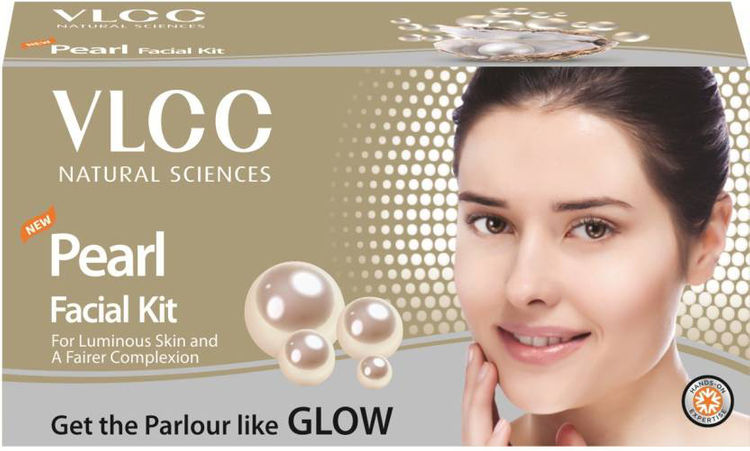 Buy VLCC Pearl Facial Kit (60 g)-Purplle