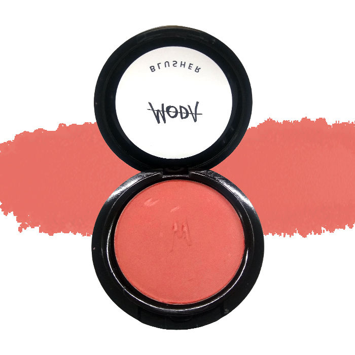 Buy Moda Cosmetics Face Blusher Orange 37-Purplle