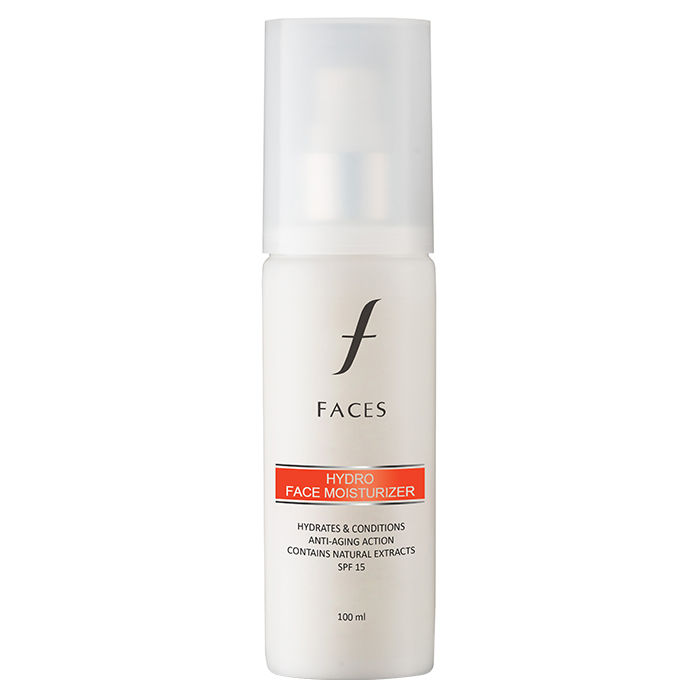 Buy FACES Hydro Face Moisturiser (100 ml)-Purplle