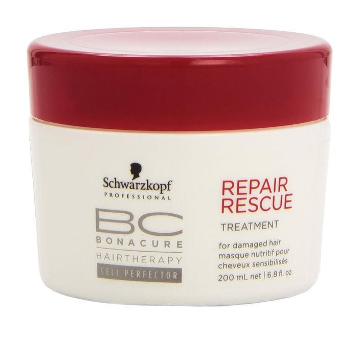 Buy Schwarzkopf Bonacure Repair Rescue Treatment Masque (200 ml)-Purplle