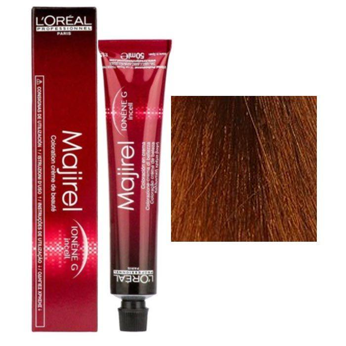 Loreal Professionnel Majirel LD Hair Color - 7.4 (Copper Blonde)