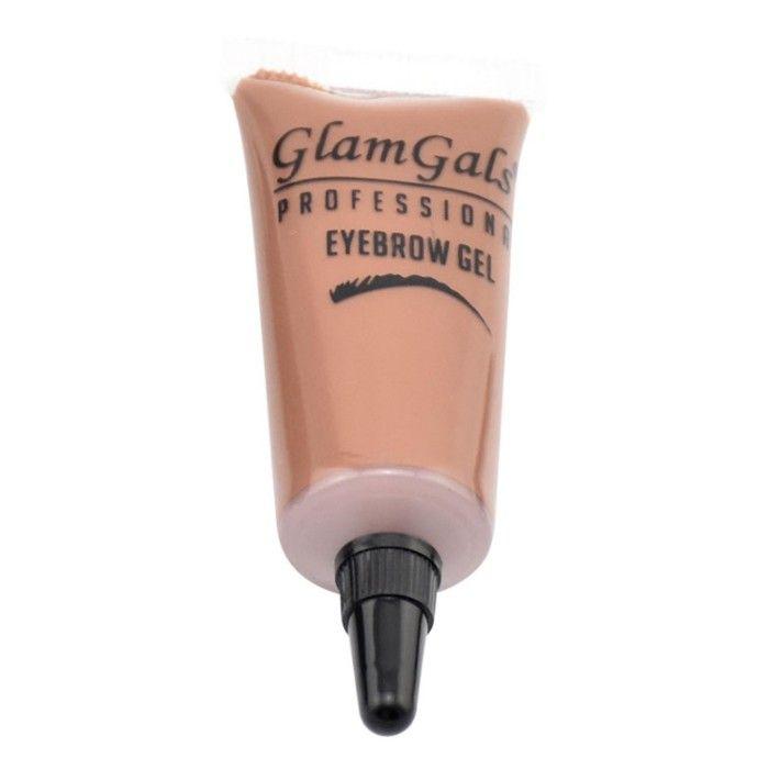 Buy GlamGals Eyebrow Gel (8 ml) Beige-Purplle