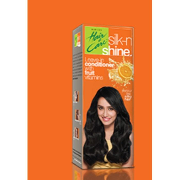 Hair Care Silk N Shine Hair Serum 50 Ml