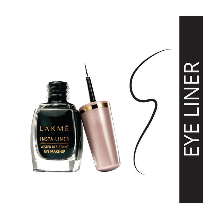 Buy Lakme Insta Eye Liner Black (9 ml)-Purplle
